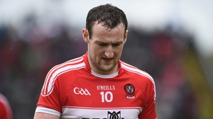 Shane Heavron was key for Magherafelt as they won a first Derry title in 41 years