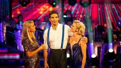 David James and Nadiya Bychkova are the latest contestants to depart Strictly