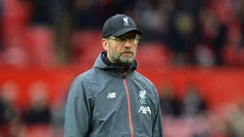 """Jurgen Klopp: """"If somebody at Man City is concerned still, then it's our fault"""""""