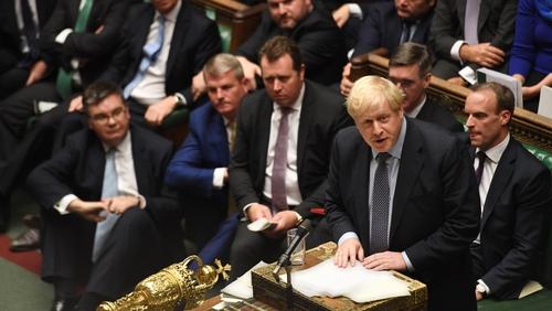 Príomh-Aire na Breataine, Boris Johnson