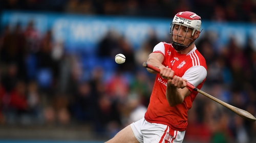 Con O'Callaghan was injured in the act of scoring a goal for Cuala in their county final victory over St Brigid's