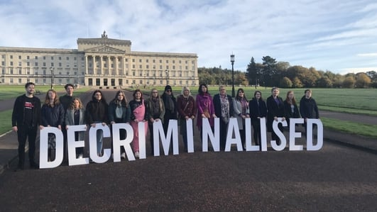 Legislation to decriminalise abortion and same-sex marriage in NI came into effect