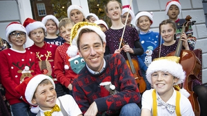 Ryan Tubridy kicks off Late Late Toy Show auditions in Cork