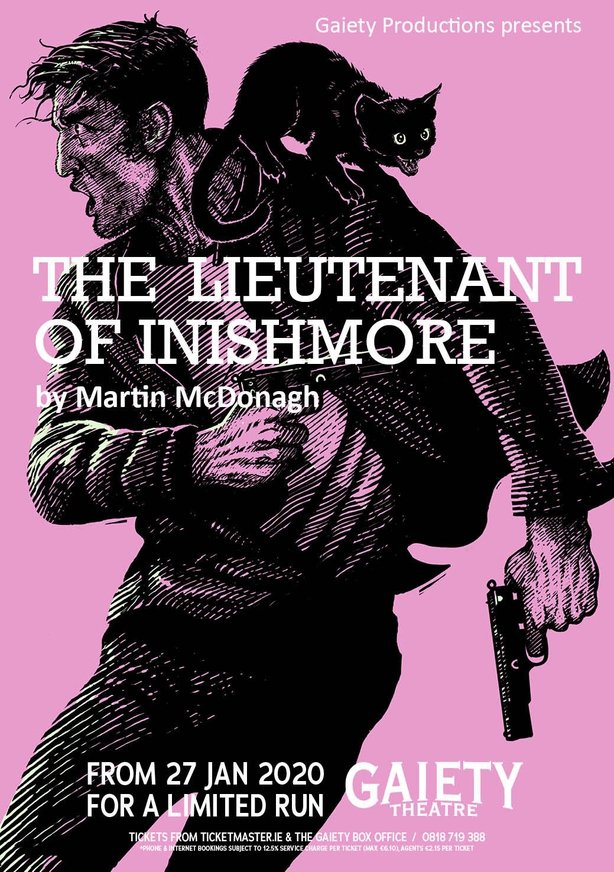 Young Offenders star for The Lieutenant of Inishmore