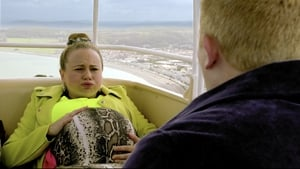 Coronation Street's Gemma goes into labour while stranded in a cable car with Chesney