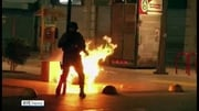 One News (Web): Death toll rises following three days of violent demonstrations in Chile