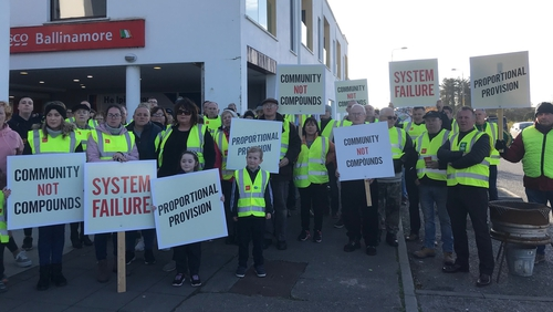 The local group say they remain opposed to the plans for the site in Ballinamore