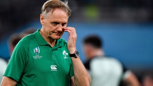 Former Ireland coach Joe Schmidt Joe Schmidt