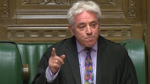 House of Commons Speaker John Bercow said 'it would be repetitive and disorderly' to hold the vote