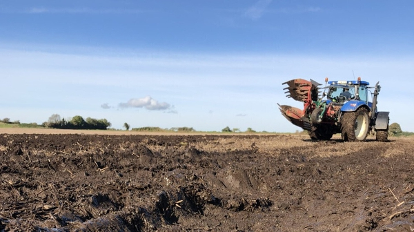 Farmers have warned of a reduced harvest by up to one third