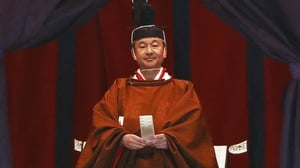 Japan's new Emperor Naruhito completes his ascension to the ancient Chrysanthemum throne