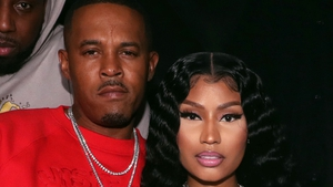 Kenneth Petty and Nicki Minaj have reportedly tied the knot