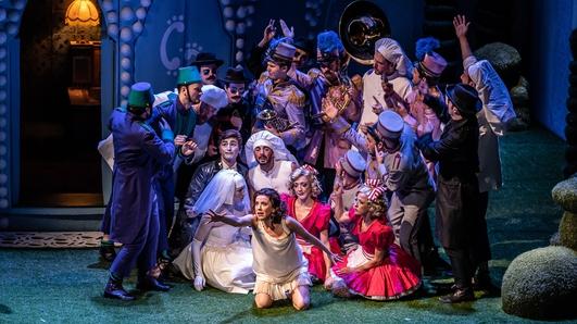 Rossini's Adina from Wexford Festival Opera 2019