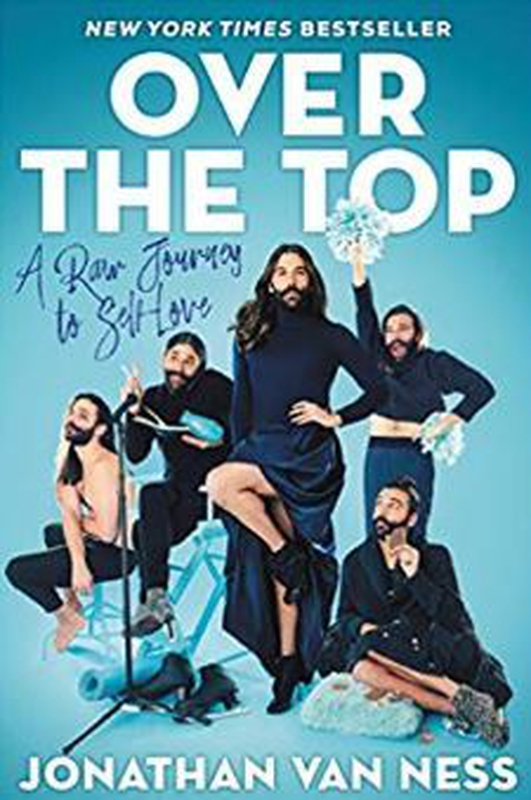 Jonathan Van Ness- Over the Top