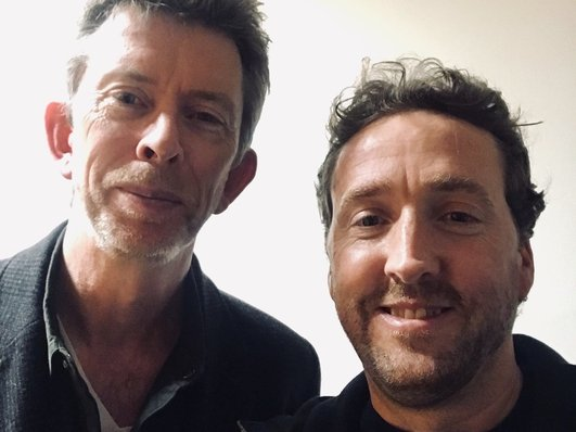 Mystery Train with John Kelly - Colm Mac Con Iomaire