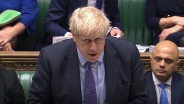 Príomh-Aire na Breataine,Boris Johnson