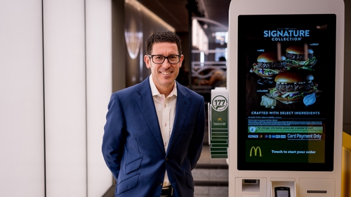 McDonald's tests reopening of United Kingdom branch