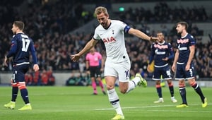 Harry Kane is a wanted man