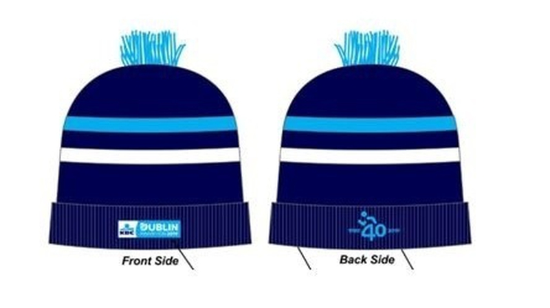 Hats and jackets for Dublin Marathon stewards stolen