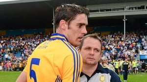 Brendan Bugler and Davy Fitzgerald built up a strong working relationship with Clare