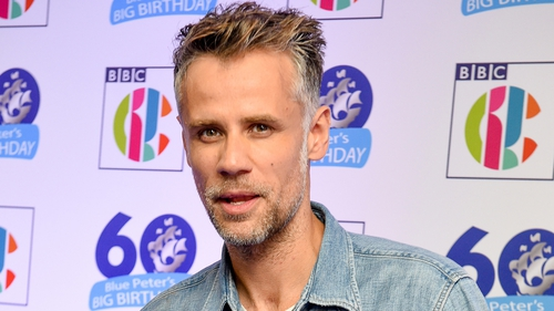 """Richard Bacon - """"I am almost at my most vulnerable when things are great"""""""