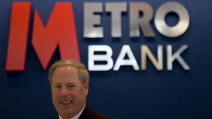 Vernon Hill was the founding chairman of UK lender Metro Bank