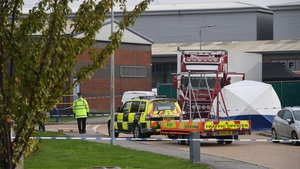 The bodies of the migrants were discovered in Essex last year