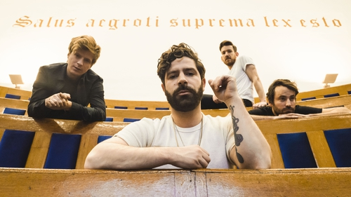 Foals: a continent-cracking, tectonic plate-shifting, epochal force of nature
