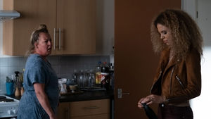 EastEnders airs on RTÉ One and BBC One at 7:30pm
