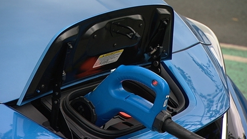 Electric and hybrid vehicles accounted for about one fifth of new private cars licensed in January, new CSO figures show
