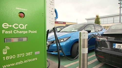 The new charges for public electric vehicle charging will be more expensive than charging an electric car at home
