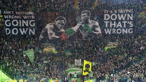 Celtic park will be in full cry for the visit of Lazio
