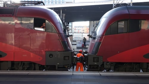 OeBB operates some 26 night train services to destinations in countries such as Italy, Germany, Switzerland, Croatia and Poland