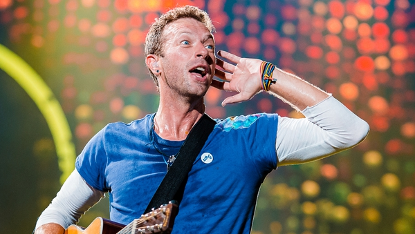 Chris Martin and co's new album is out on Friday, November 22