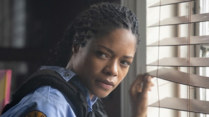 Naomie Harris earns her stripes as rookie officer Alicia West