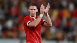 Liam Williams is back
