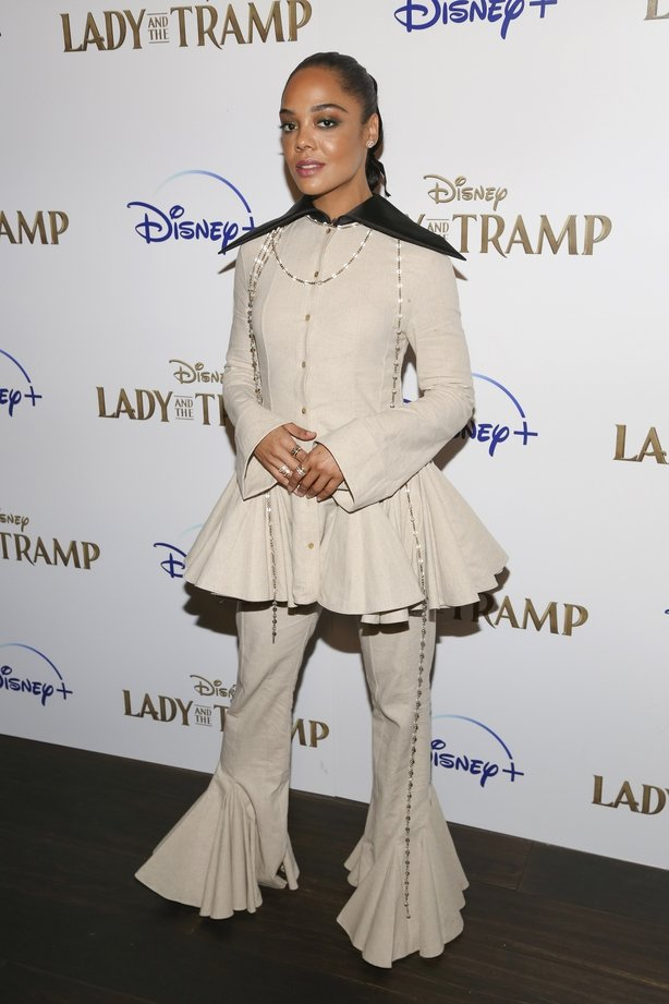 """Tessa Thompson attends a special screening of """"Lady and the Tramp"""""""
