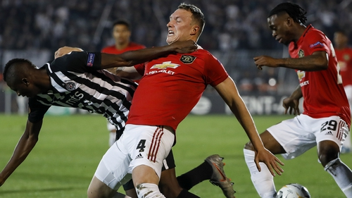 Solskjaer: Europa League perfect launchpad for Man Utd youngsters