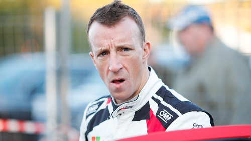 Kris Meeke finished sixth in this year's World Rally Championship