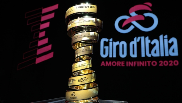 The 103rd edition of the Giro will begin with a short time trial in Budapest and two further stages in Hungary before moving to Sicily