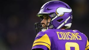 Kirk Cousins was a key figure for Minnesota Vikings in defeating the Washington Redskins