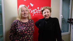 Poet Medbh McGuckian joins Olivia O Leary on The Poetry Programme
