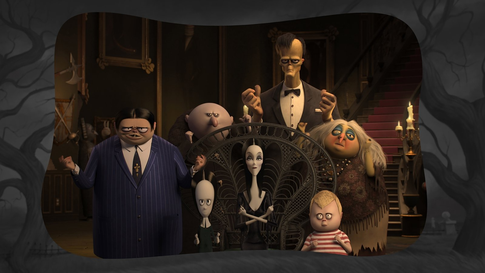 Addams Family Porn the addams family movie review : addams family have their