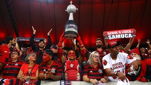 Flamengo fans will flock to Santiago
