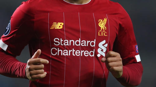 Liverpool's new kit deal with Nike after New Balance lose court case
