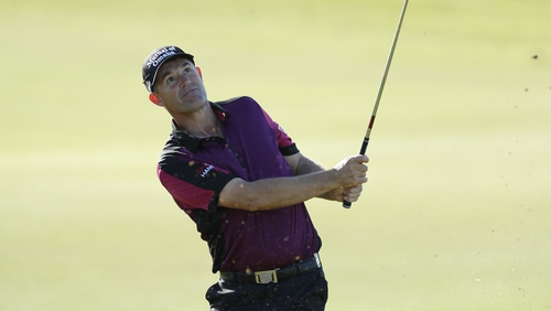 Harrington, Molinari withdraw from PGA Championship