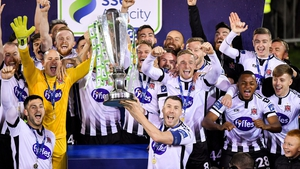 Dundalk are currently second in the Premier Division