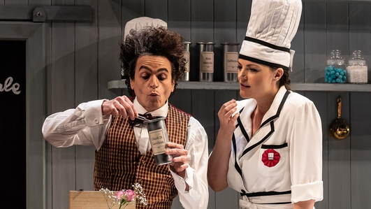Andrew Synnott's La Cucina from Wexford Festival Opera 2019