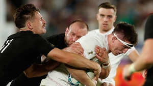 England flanker Tom Curry has enjoyed an outstanding 2019