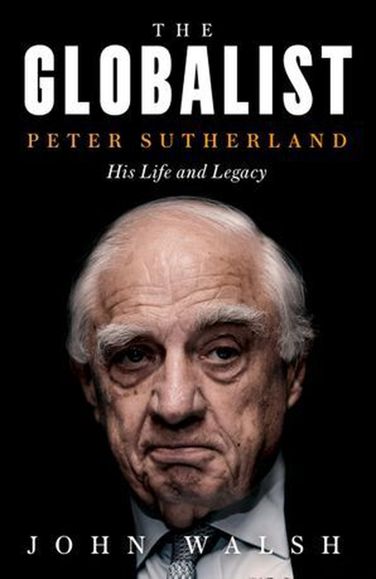 Peter Sutherland, The Globalist Book